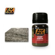 DAMP EARTH EFFECTS<br> AK078
